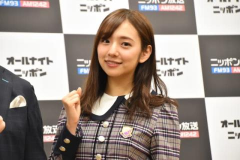 『AKB48のANN』後任は乃木坂46 メインパーソナリティーは元OLの新内眞衣