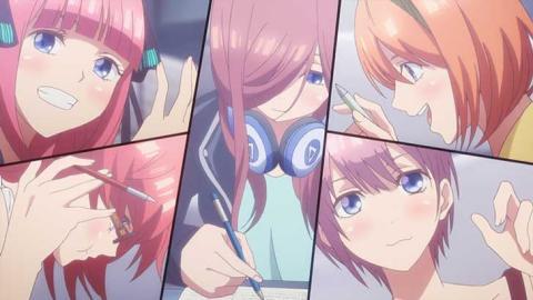 TVアニメ『 五等分の花嫁 』第2話「屋上の告白」【感想コラム】