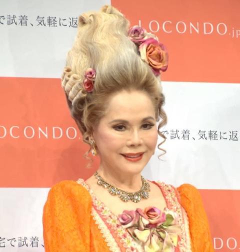 デヴィ夫人、内田裕也さんの訃報に沈痛「昭和の時代が消えていく」