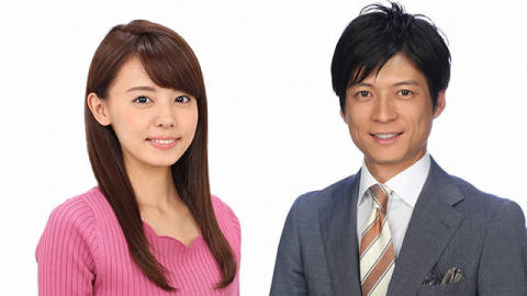 倉田大誠アナウンサーが1年ぶりに再加入! 宮澤智アナウンサーが抜てき!