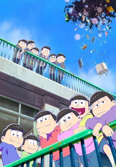 「 えいがのおそ松さん 」公開記念! おそ松さんの3つの魅力を徹底解剖!