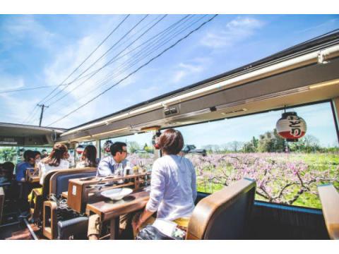 旬を味わう!新潟市が春の風物詩「レストランバスツアー」開催