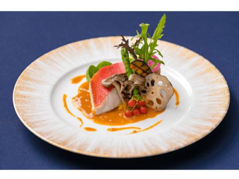 春の風を感じる!旬の鹿児島産食材で作るフランス料理