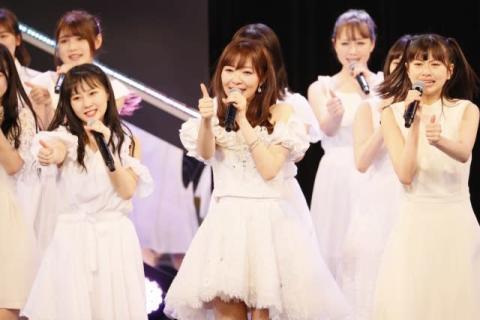 指原莉乃、異例の卒コン前に卒業公演「泣いたんだけど!」