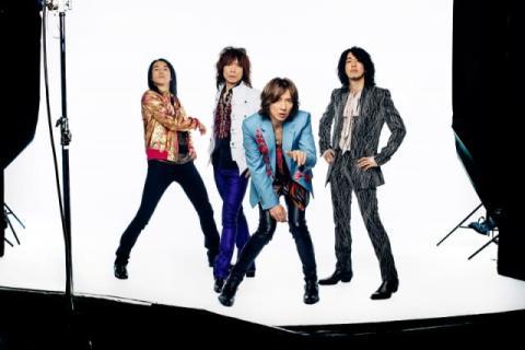 THE YELLOW MONKEY、約19年ぶりアルバムがデジタルで首位【オリコンランキング】
