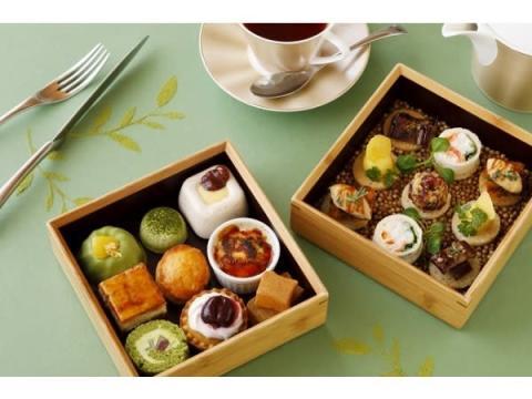 """リーガロイヤルホテル京都で""""和束茶""""の魅力を味わえるフェア"""