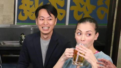 """土屋アンナの3人目のイケメン夫がテレビ初登場!土屋に""""手を出した""""タイミング"""