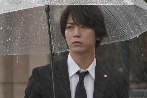 菊田の淡い恋心…雨の中立ち尽くす亀梨の切ない表情が意味するのは?