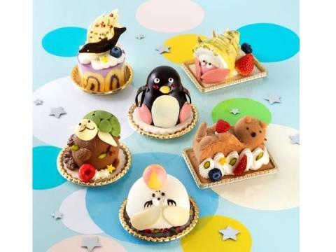 """ユーハイムから""""夏に写真を撮りたくなる可愛いケーキ""""が登場!"""
