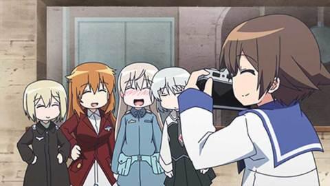 TVアニメ『 ストライクウィッチーズ 501部隊発進しますっ! 』第7話「501節分します?」【感想コラム】