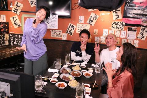 藤原紀香、木嶋真優が来店「本音でハシゴ酒」のお店紹介in亀戸