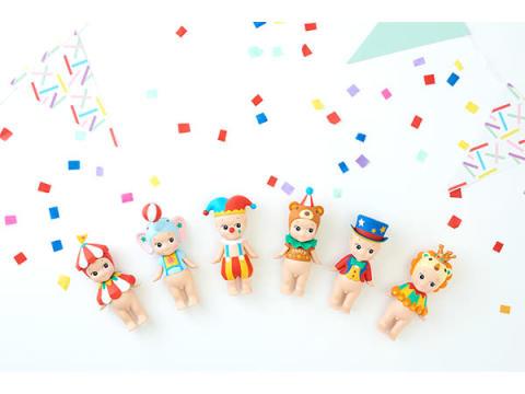 小さな天使「ソニーエンジェル」にサーカスシリーズが登場!
