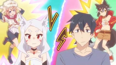 TVアニメ『 世話やきキツネの仙狐さん 』第6話「もふりたいだけじゃろ、おぬし」【感想コラム】