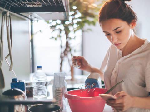 彼女の神対応・疲れた時の手料理