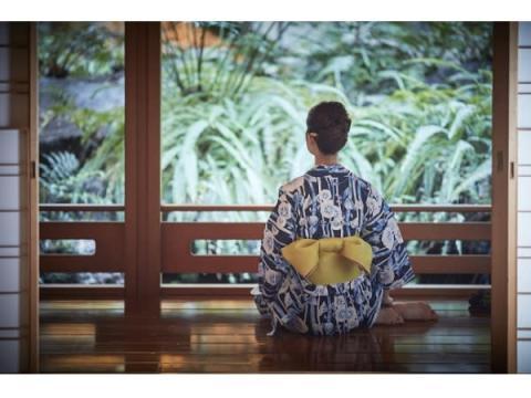 浴衣で文化財見学&食事!「ホテル雅叙園東京」の浴衣プラン