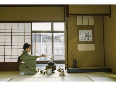 女子旅におすすめ!本格京町家でプチ茶道体験はいかが?