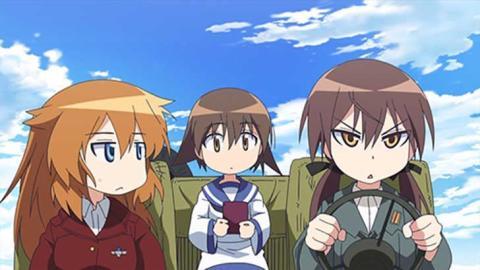 TVアニメ『 ストライクウィッチーズ 501部隊発進しますっ! 』第10話「501夏、感じちゃいます?」【感想コラム】