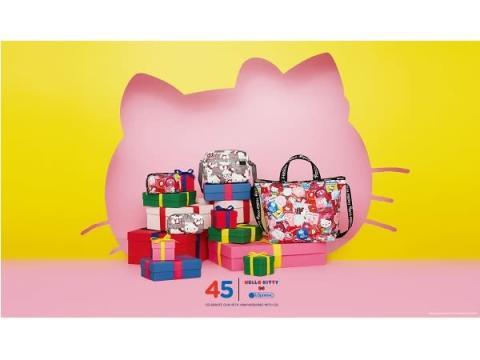 HELLO KITTY × LeSportsac!キュートなコレクションが誕生