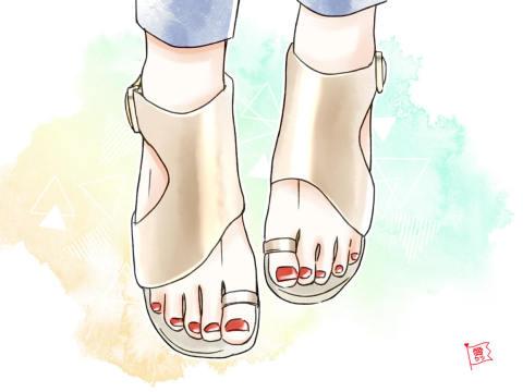 男子が一緒に歩きたい!と思う夏のデートファッション