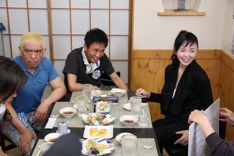 松田美由紀「ずっと好きだった」とアピールし、松本から4WD不倫のお誘い!?
