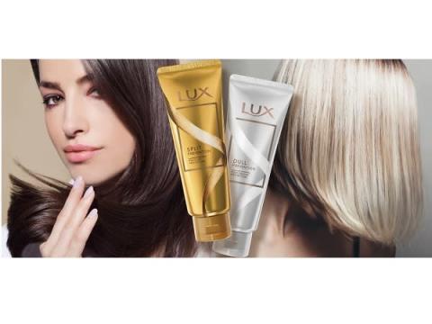 ダメージを防いでサロン後の美髪を保つ!LUXの新トリートメント