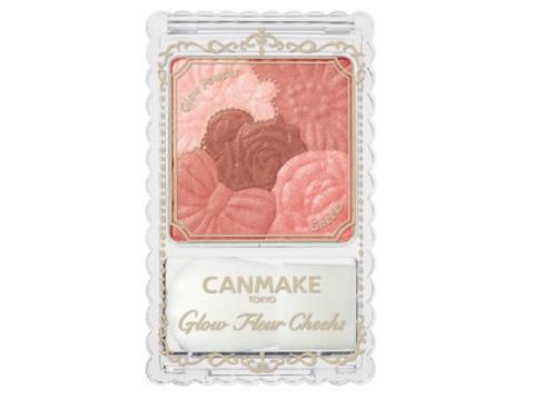 「CANMAKE」の大人気チークとリップに万能カラーの新色登場!