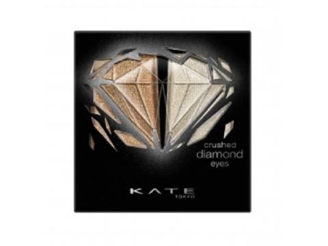 目もとにキラめく透明感!KATEの新2色セットアイシャドウ