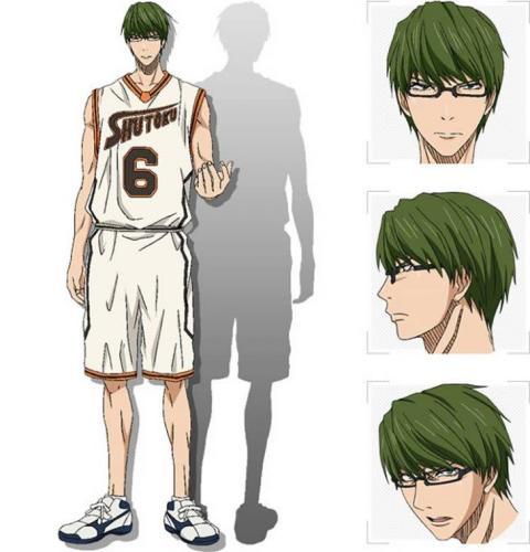緑間真太郎 みどりましんたろう 黒子のバスケ