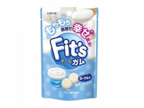 もちもち食感で幸せ気分!「Fit'sボール<ヨーグルト>」発売