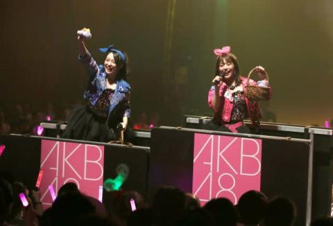 AKB48向井地美音、こじはるから継承したキャッチフレーズを地元初披露