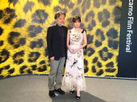 前田敦子、スイスの観客8000人から喝采 主演映画が日本初のロカルノ国際映画祭クロージング上映