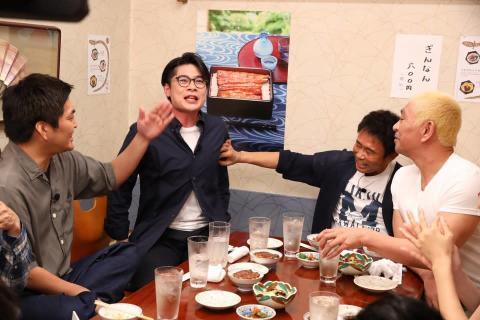平成ノブシコブシが来店「本音でハシゴ酒」のお店紹介in桜新町