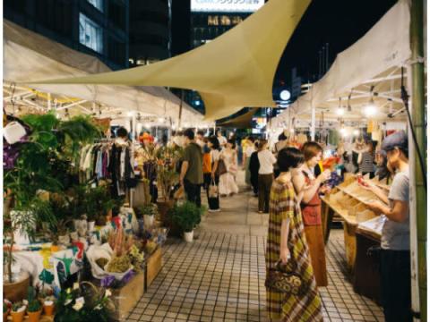 祝10周年!青山ファーマーズマーケット記念イベント開催