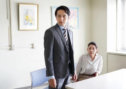 内田滋「美里ちゃん」「しげちゃん」と呼び合う旧知の田中美里と初共演で…