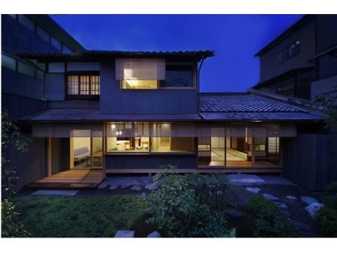 京町家をリノベーション!宿泊施設「京の温所 西陣別邸」誕生