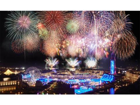 """西日本最大級!ハウステンボス花火大会で""""絶景""""を楽しもう"""
