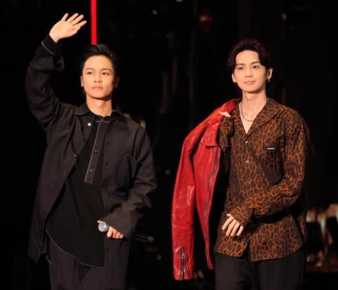 【TGC2019AW】THE RAMPAGE・川村壱馬&吉野北人、ワイルドファッションでランウェイ