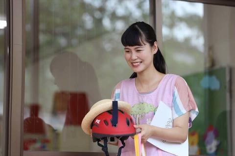 国際派トップモデル・田中シェンがドラマ初出演!朝顔の娘を見守る保育士に