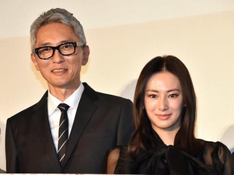 松重豊、妻役・北川景子との撮影現場にDAIGO駆けつけ闘志「炎がメラメラと燃え上がった」