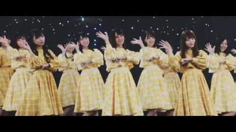 日向坂46、「ホントの時間」MV解禁 星空をイメージした背景でのダンスシーンに注目