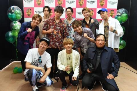 """FANTASTICS『コヤソニ』観客は""""男多め""""「盛り上がってもらいうれしかった」"""