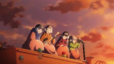 TVアニメ『 宇宙よりも遠い場所 』第11話〜12話【よりもい感想】