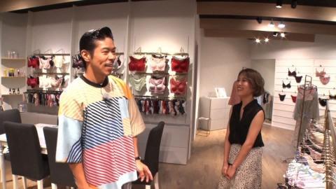 100秒に1枚売れているブラジャーとは?MATSUが下着から女心を学ぶ!
