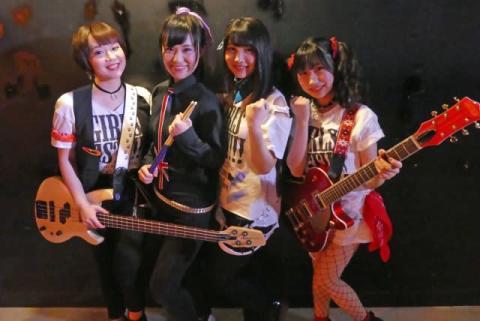 女性声優ロックバンド、21日に3回目のワンマンライブ開催