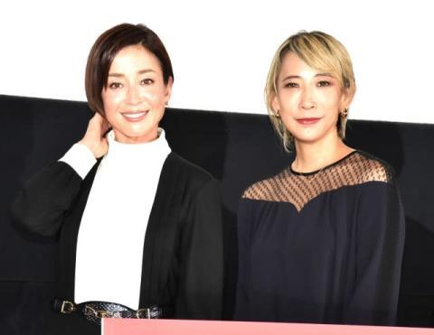宮沢りえ、出演映画の反響はSNSで確認「蜷川監督のインスタグラムをまめに見ています」