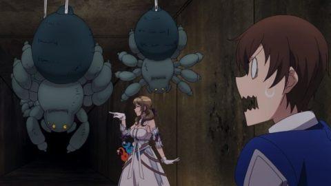 TVアニメ『 通常攻撃が全体攻撃で二回攻撃のお母さんは好きですか? 』第9話「おっと、こんなところにスイッチ床があるぞ。まあ踏まないけど。いや踏まないから。」【感想コラム】
