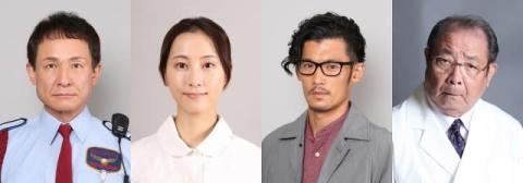 月9『シャーロック』初回ゲストに松井玲奈、淵上泰史、木下ほうか、平泉成ら出演