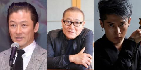 浅野忠信・國村隼・MIYAVI、ハリウッドのキャスト・スタッフと撮入