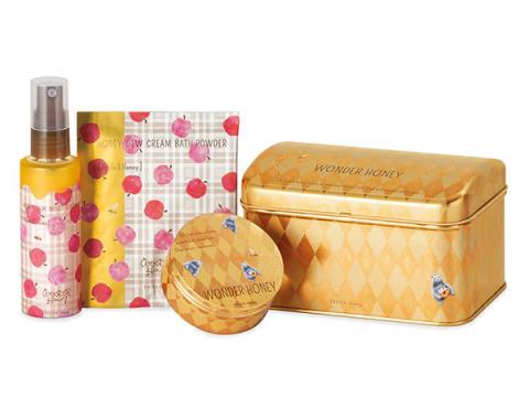 心地いい果実の香り!「VECUA Honey」の冬限定ケアアイテム