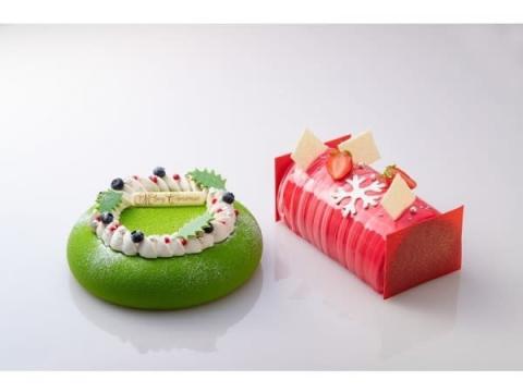 コンラッド大阪で華やかなクリスマスケーキ2種の予約開始!